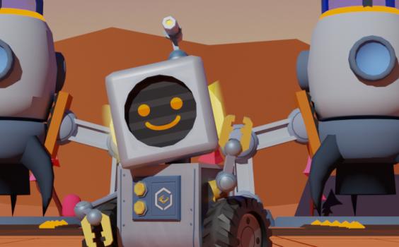 アイルランド発小中学生向けロボット・コーディング学習教材日本初上陸!