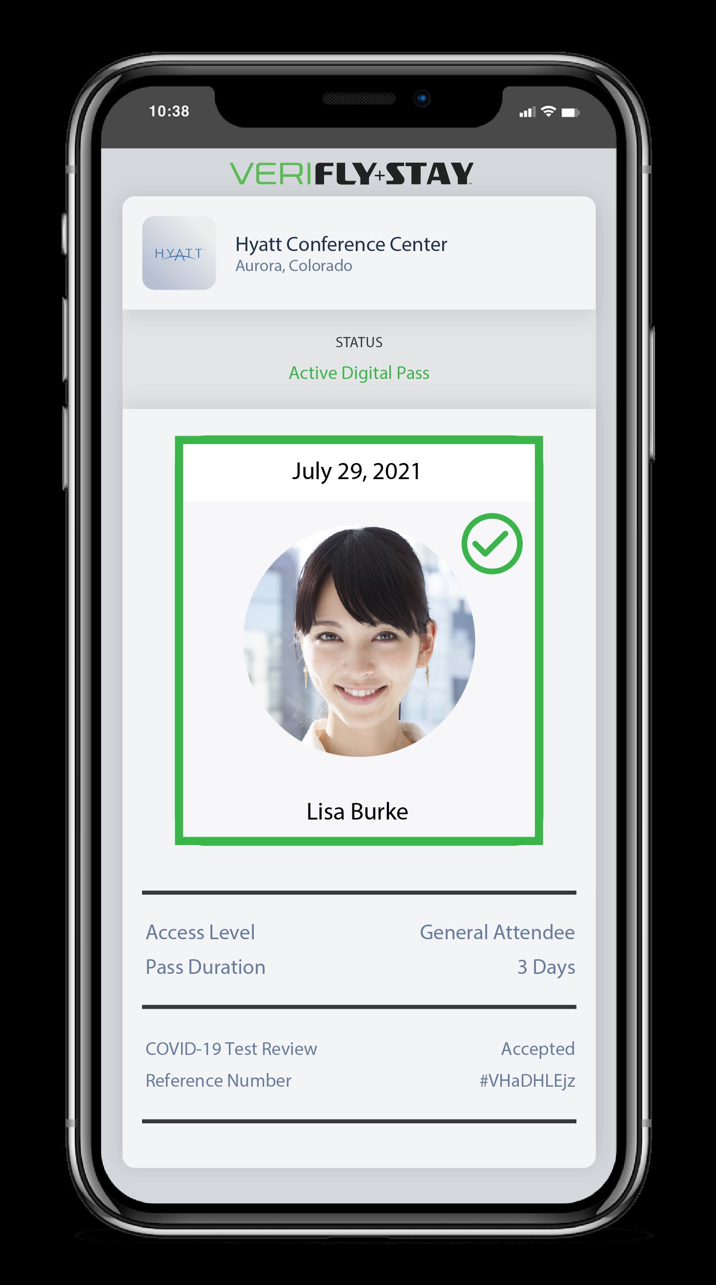 アイルランドの生体認証サービス提供企業Daon社、デジタル検査証明アプリ「VeriFLY」をバージョンアップ